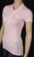 Ralph Lauren Small S Pink Big Pony Polo Shirt NWT