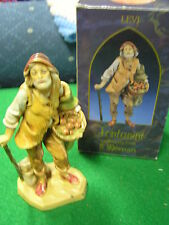 1993 Fontanini Nativity Figurine Levi. Made in Italy with Box.Sale