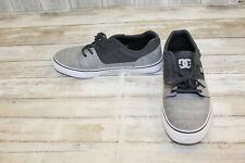 DC Shoes Tonik TX SE Canvas Skate Shoes, Men's Size 7, Charcoal