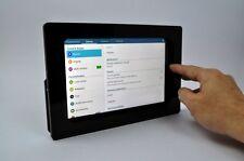Samsung Galaxy Tab 3/4 8.0 Black Acrylic VESA Anti Theft Security Enclosure