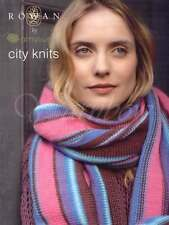 Rowan ::City Knits:: book by Amy Butler New 45% OFF!