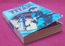 Album SUPER TITAN **Troisnuméros TITAN- 1963 - N°4 N°5 et N°6 -
