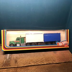 Hot wheels American Truck Mint In Box! Mebe Toys Model! Late 70S