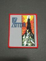 Led Zeppelin Band Patch t-shirts, Jeans, Jeans Iron on Clothing Woven Badge