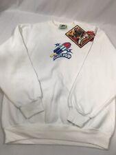 Vintage 80s ORIGINAL SCRATCH & SNIFF Sticker SMELLY'S Shirt Sweatshirt Large New