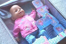 DANCING DANNI BABY DOLL 2011 (ZAPF CREATION BEBE). RETIRED! BRAND NEW IN BOX, OS