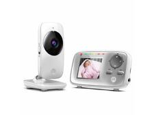 Motorola Babyphone con cámara Digital MBP 482 2.4GHz