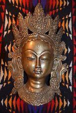 1000 Armed Avalokiteshvara Deity Bodhisattva Of Compassion Brass Buddhism Statue