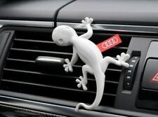 000087009A Genuine Audi Gecko Air Freshener - Light Grey - Pine / Orange scent