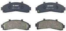 2 Complete NEW Bosch Brake Pad Sets for 95-02 Mountaineer Explorer Ranger -FRONT