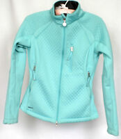 Nike Fit Therma Light Blue Athletic Sportswear Jacket Juniors Size XS