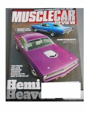 MUSCLE CAR REVIEW October 2012--AMC, Chevrolet, Dodge, Ford, Plymouth, Pontiac