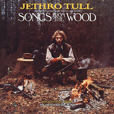 Jethro Tull - Songs From The Wood Steven Wilson Mix 180g Vinyl LP New/