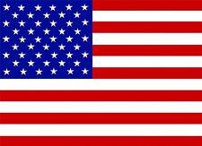 "New listing 5 Pc American Flag Magnet 3"" x 5"" Perfect Usa Truck Camper Mailbox Fridge Craft"