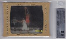 1996-97 UPPER DECK TV CEL REDEMPTION: MICHAEL JORDAN #TV3 PREDICTOR BGS 8.5