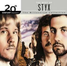 Styx - Best Of Times The Best Of (NEW CD)