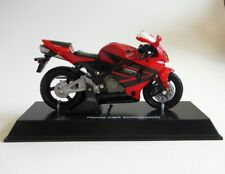 NewRay 2005 Honda CBR600RR CBR 600 RR Red 1:18 Scale Sportbike Motorcycle Model