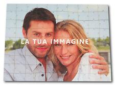 Puzzle in Legno Personalizzato - guestbook fotografico a puzzle
