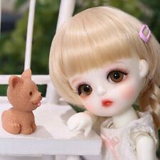 1/8 BJD Doll SD Girl Linachouchou chouchou  -Free Face Make UP+Free Eyes