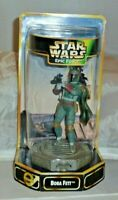 STAR WARS EPIC FORCE BOBA FETT ROTATE FIGURE 360° KENNER 1997
