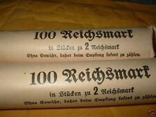 100 PCS!! NAZI GERMANY 2 REICHSMARK SILVER COINS SWASTIKA 2RM WWII WW2 BULLION
