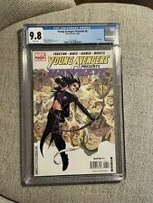 YOUNG AVENGERS PRESENTS #6 (8/08) CGC 9.8 WP 1ST KATE BISHOP AS HAWKEYE