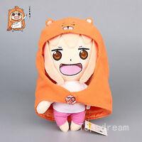New Anime Himono Onna Cute Girl Plush Toy Soft Stuffed Doll 26cm 10'' Kids Gift