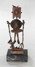 """Pablo Picasso """"The Sunshine"""" reproduction bronze sculpture male bust portrait"""