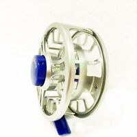 BLOWOUT SALE!!  FMO 6/7WT CNC MACHINED LARGE ARBOR SEALED DISC DRAG FLY REEL