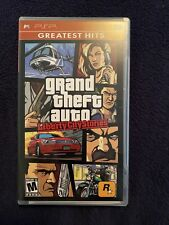 Grand Theft Auto: Liberty City Stories - Psp Umd - Excellent Condition