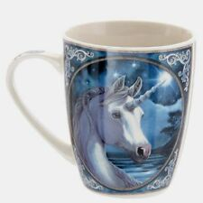 Lisa Parker Unicorn Bone China Mug by Lisa Parker Fantasy Gothic Cup