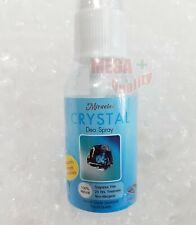 Crystal Natural Potassiumalum Deodorant Antiperspirant Whole Body Spray 30 ml.