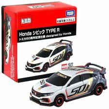 Takara Tomy Tomica 50th Anniversary Honda Civic Type R Scale 1/61 Diecast Car