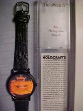 Rare Noblex 135-U Hologram Wrist Watch...Limited Edition! NEW in Original Case