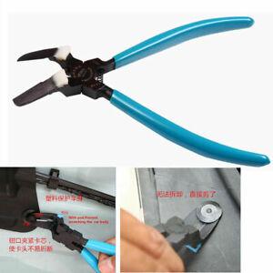 Car Door Panel Remover Plier Body Retainer Clip Auto Trim Upholstery Pry Tool