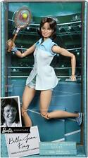 Barbie Inspiring Women Series Billie Jean King Doll - NEW & SEALED!