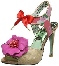 'Flower Bee' Pink & Natural, Size 38 - BNWB - Poetic Licence by Irregular Choice