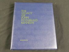 The Legacy of John F. Kennedy (JFK) Bronze Coin Collection Medallions Set of 36