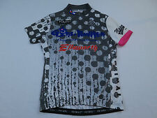 Womens Primal Wear Girl Pow Her Ellsworth Moontime Bike Race Cycling Jersey Sz S