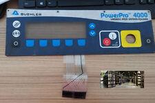 NEW FOR buehler PowerPro 4000  Membrane Keypad