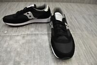 Saucony Original Jazz 2044-1 Casual Sneakers, Men's Size 10, Black