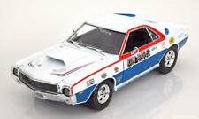 1:18 Ertl/Auto World AMC AMX Hurst S/S Nagel 1969