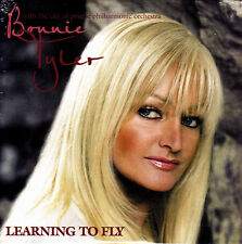 BONNIE TYLER - LEARNING TO FLY CD SINGLE SEALED 2 TRACKS PROMO 2003
