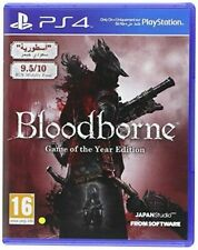 Bloodborne - Game of the Year Edition (Sony PlayStation 4, 2015)
