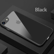 SLIM THINNEST Crystal Clear Bumper TPU Ultra Thin Case Cover iPhone X 8/7/6 Plus