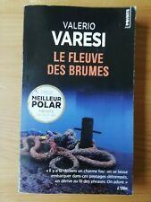 Roman Policier Points Policier. Valerio Varesi. Le fleuve des brumes