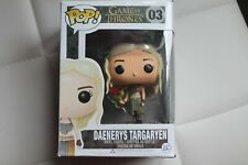 figurine funko pop game of trones daenerys targaryen