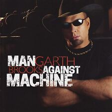 GARTH BROOK - MAN AGAINST MACHINE CD ~ COUNTRY *NEW*