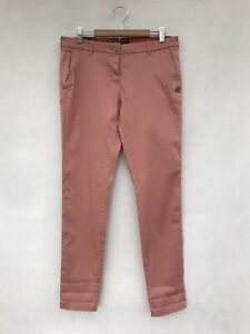 🌱 NWT Maison Scotch & Soda Bahams New York Waikiki Chino Pants Pink Size 28