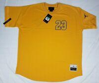 Air Jordan Flight Unreleased Mesh Warm-Up Shirt Jersey, NWT $90 AO2826 - Size XL